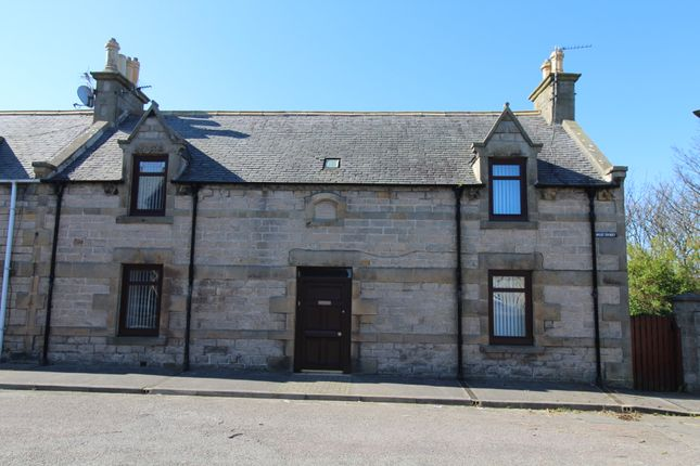 Thumbnail Semi-detached house for sale in 2 West Street, Buckie