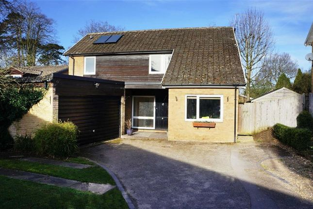 Thumbnail Detached house for sale in Lynch Hill Park, Whitchurch, Hampshire