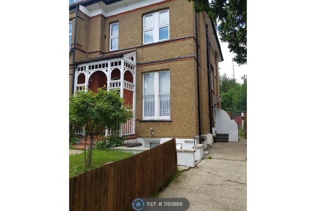 Thumbnail Flat to rent in Howden Rd, London