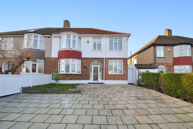 Thumbnail Semi-detached house for sale in Chapel Farm Road, London