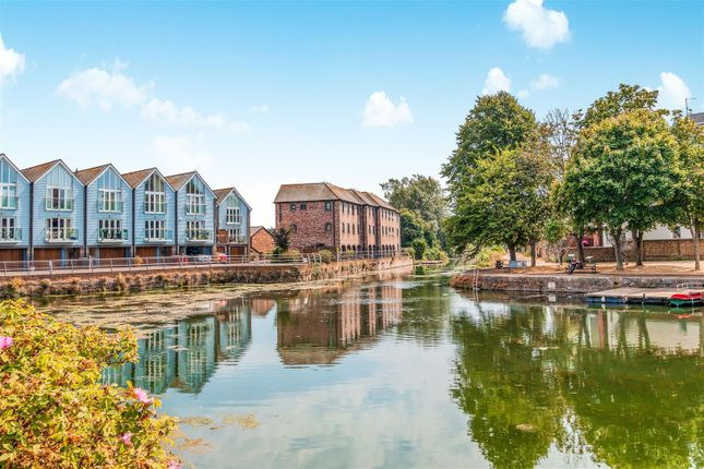 Thumbnail Town house for sale in Canal Wharf, Chichester