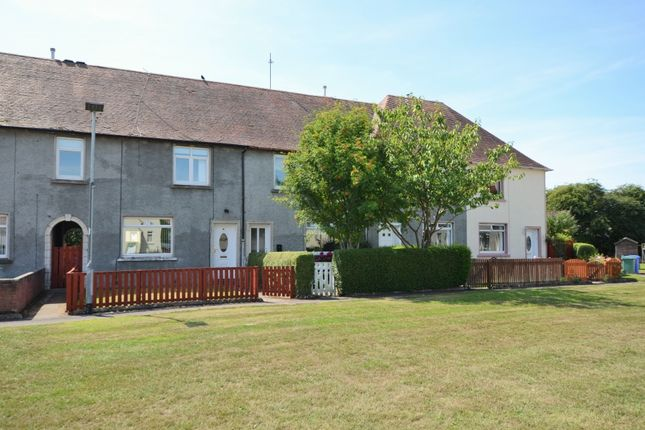 Thumbnail Terraced house for sale in 45 West Crescent, Troon
