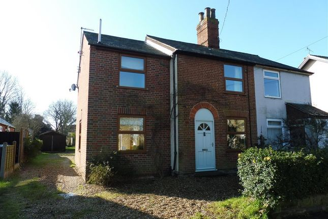 Thumbnail Semi-detached house to rent in St. Georges Road, Beccles