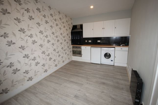 Lounge/Kitchen of 5A Duff Street, Macduff AB44