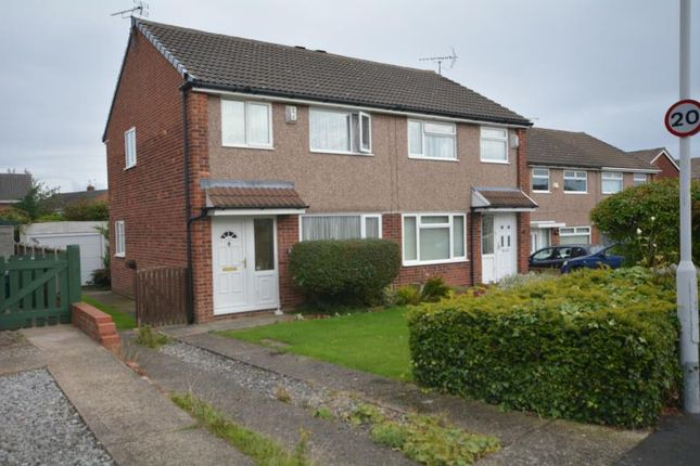 Thumbnail Semi-detached house for sale in Chatsworth Rd, Wirral