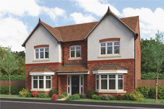 "Thumbnail Detached house for sale in ""Kedleston"" at Jawbone Lane, Melbourne, Derby"