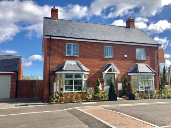Thumbnail Detached house for sale in The Gables, Lower End Road, Wavendon, Milton Keynes