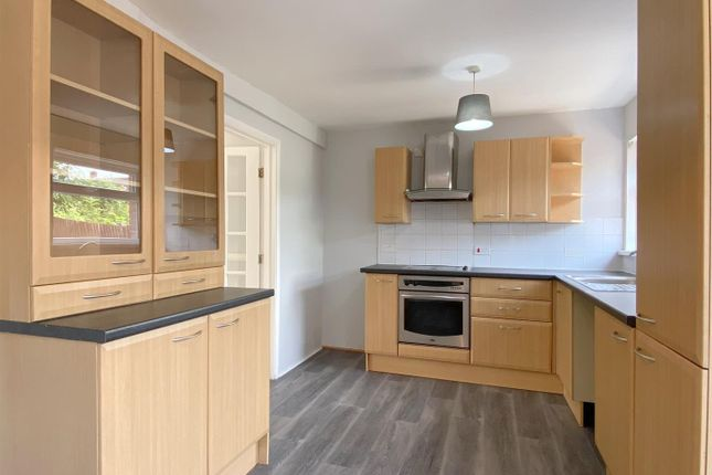 Thumbnail End terrace house to rent in Llanllienwen Road, Cwmrhydyceirw, Swansea