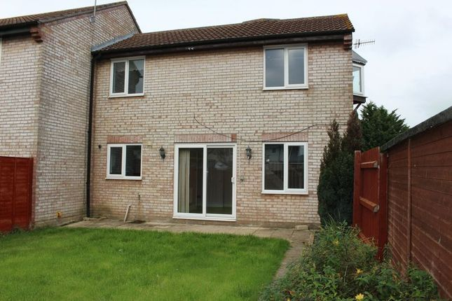 Thumbnail Terraced house to rent in Campion Close, Calne