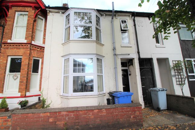 Thumbnail Terraced house to rent in Broadway, Kettering