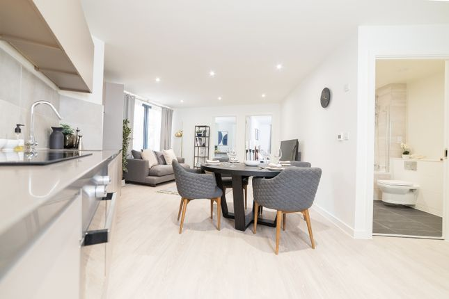 Thumbnail Flat to rent in Linacre House, Exeter