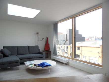 Thumbnail Duplex to rent in Grandsen Av, London Fields