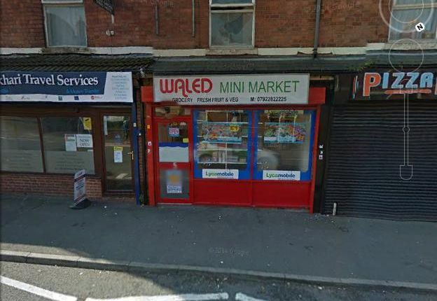 Retail premises for sale in Coporation St, Walsall