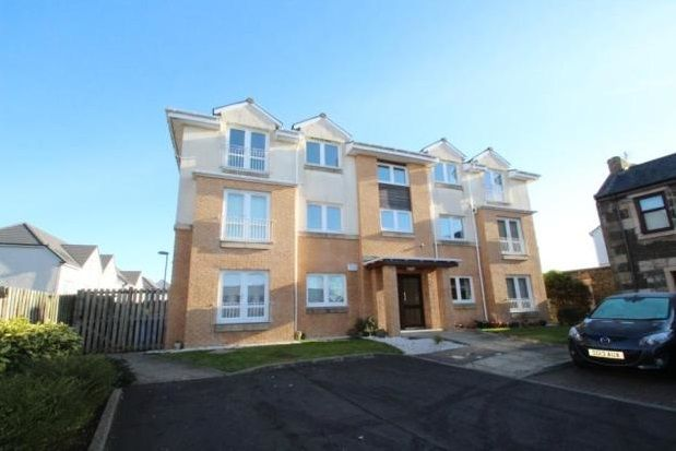 Thumbnail Flat to rent in Shawholm Gardens, Irvine