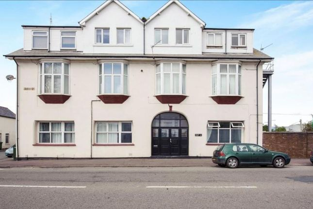 Thumbnail Flat to rent in Cardiff Road, Barry