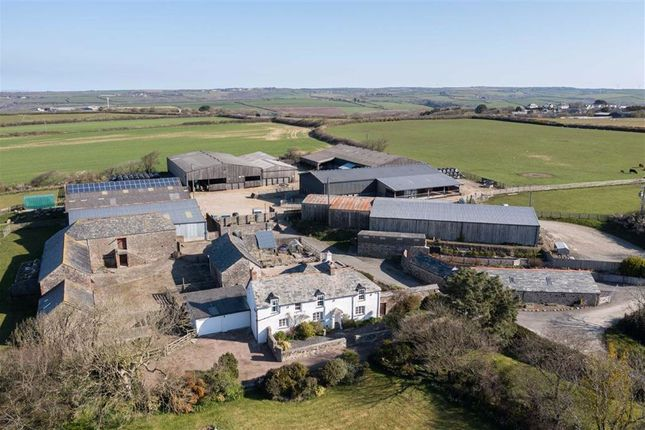 Thumbnail Farm for sale in Stibb, Bude