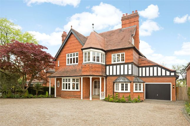Thumbnail Detached house for sale in Meriden Road, Hampton-In-Arden, Solihull, West Midlands