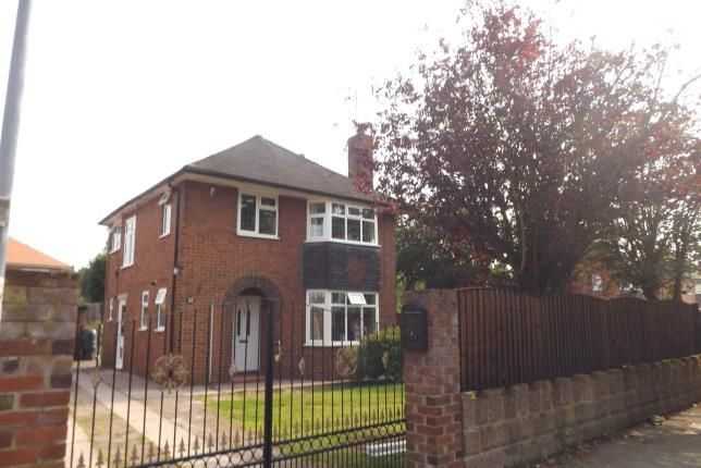 Thumbnail Detached house for sale in Talke Road, Alsager, Stoke-On-Trent, Cheshire
