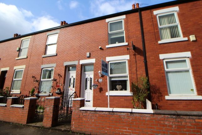 2 bed terraced house for sale in Thornley Lane North, Stockport