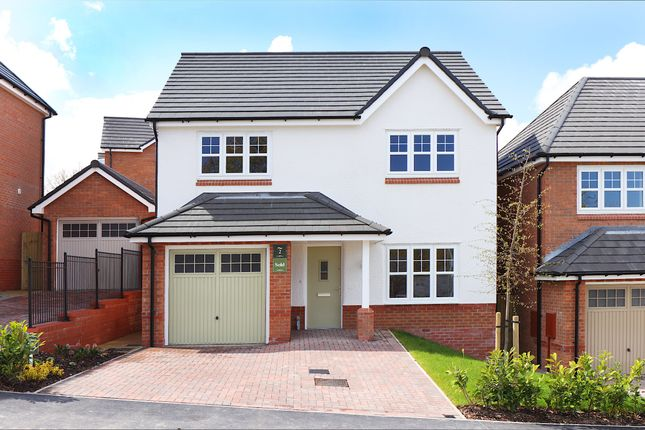 3 bed detached house for sale in Cae Felin, Brookhouse, Denbigh LL16