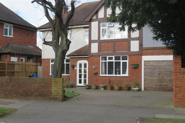 Thumbnail Detached house for sale in Friars Walk, Dunstable