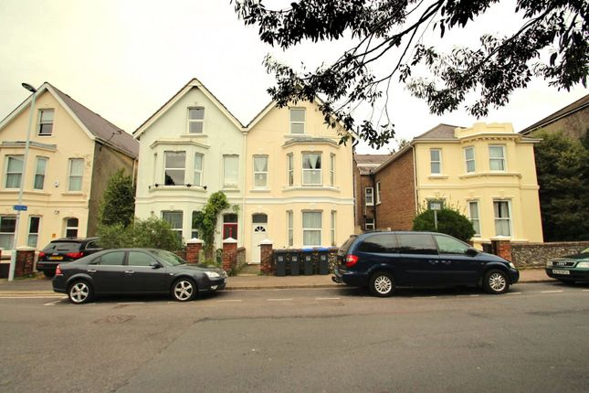 Thumbnail Flat to rent in Christchurch Road, Worthing