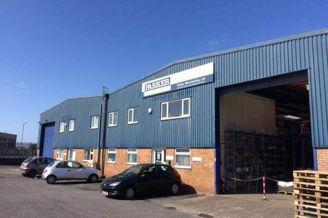 Thumbnail Industrial to let in Seaway Drive, Seaway Parade Industrial Estate, Baglan, Port Talb, Port Talbot