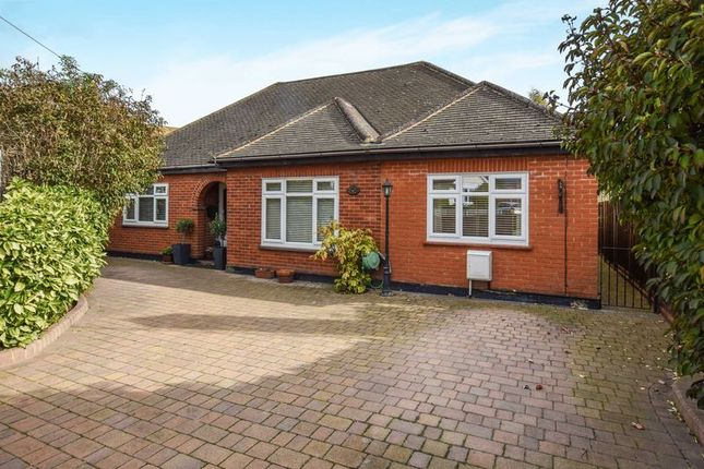 Thumbnail Detached bungalow for sale in Laburnum Drive, Corringham, Stanford-Le-Hope