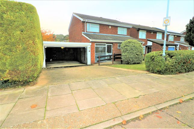 Thumbnail Detached house to rent in Ventnor Gardens, Luton