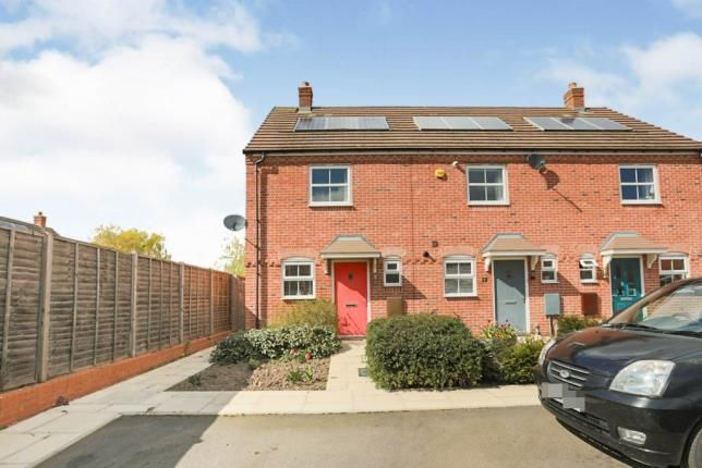 2 bed end terrace house for sale in Copenhagen Way, Bidford, Bidford-On-Avon, Warwickshire B50