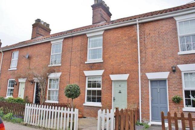 Thumbnail Terraced house for sale in School Terrace, Trowse, Norwich