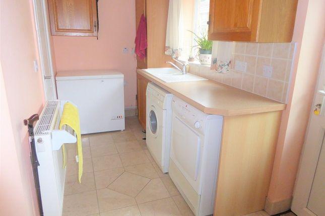 4 Bed Semi Detached House For Sale In Highfields Brackla Bridgend
