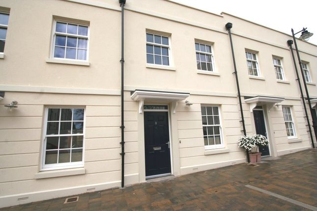 Thumbnail Terraced house to rent in Beagle Road, The Village By The Sea, Mount Wise