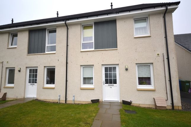 Thumbnail Terraced house for sale in Spey Avenue, Inverness