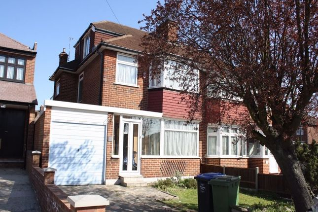 4 bed semi-detached house to rent in Brinkburn Gardens, Edgware, Middlesex, UK HA8