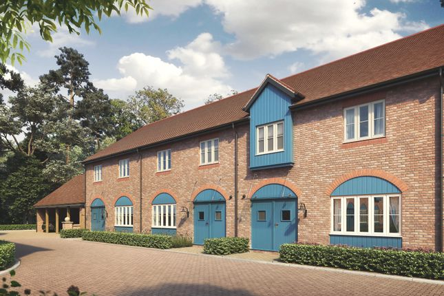 Thumbnail Terraced house for sale in 34 The Stables, Brompton Gardens, London Road, Ascot, Berkshire