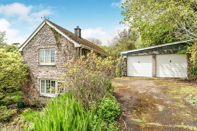 Thumbnail Barn conversion for sale in Barnacombe, Wrangaton, South Brent