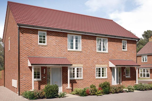 """Thumbnail Semi-detached house for sale in """"The Appleton"""" at Chilton, Ferryhill"""