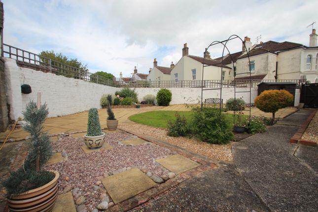 Garden of Westcourt Place, Westcourt Road BN14