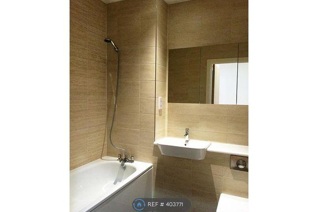 Main Bathroom of Lighterman Point, London E14
