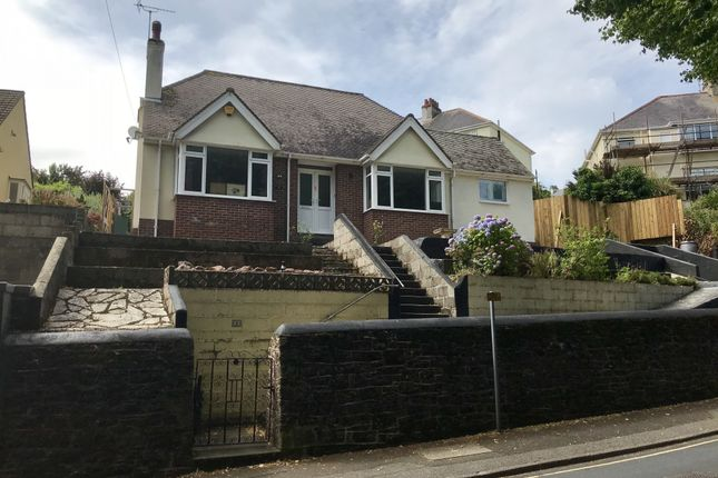 Thumbnail Bungalow for sale in Blatchcombe Road, Paignton