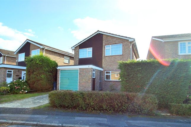 Thumbnail Detached house for sale in Cypress Way, Blackwater, Camberley