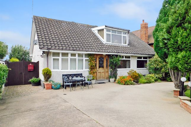 Thumbnail Detached bungalow for sale in Drummond Road, Skegness, Lincolnshire