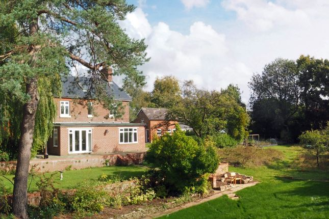 Thumbnail Detached house for sale in Wintershill, Durley, Southampton