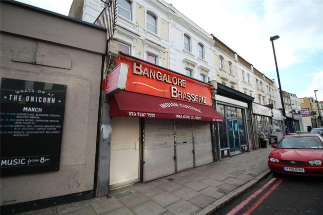 Thumbnail Retail premises for sale in Brecknock Road, London