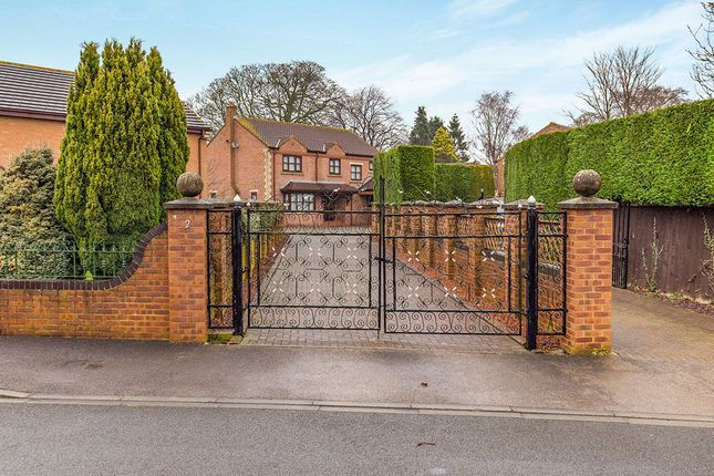 Thumbnail Detached house to rent in Rectory Lane, Long Newton, Stockton-On-Tees