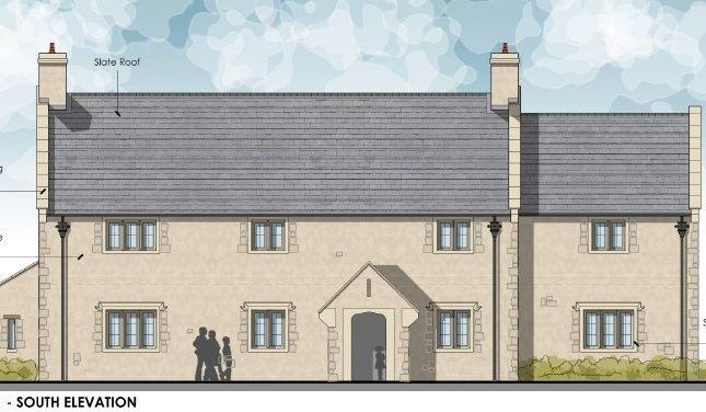 Thumbnail Land for sale in Land At Fair Wind Burton Lane, East Coker, Yeovil