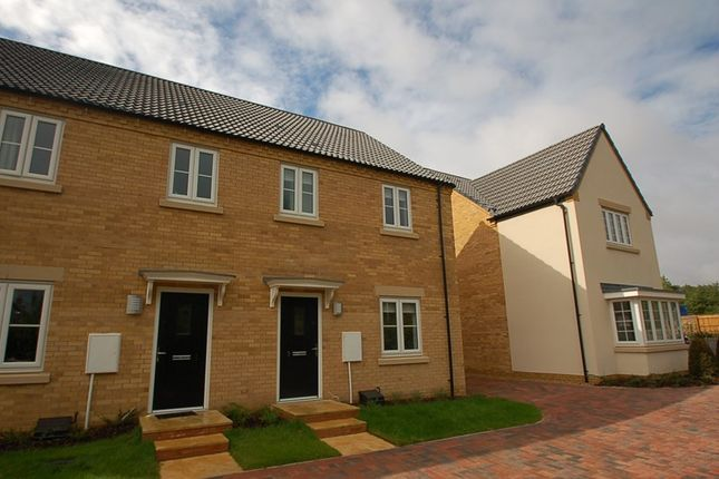 3 bed semi-detached house to rent in Cricketers Way, Oundle, Peterborough, Cambridgeshire PE8