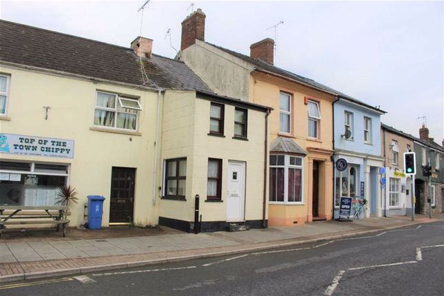 1 bed terraced house for sale in Main Street, Pembroke SA71