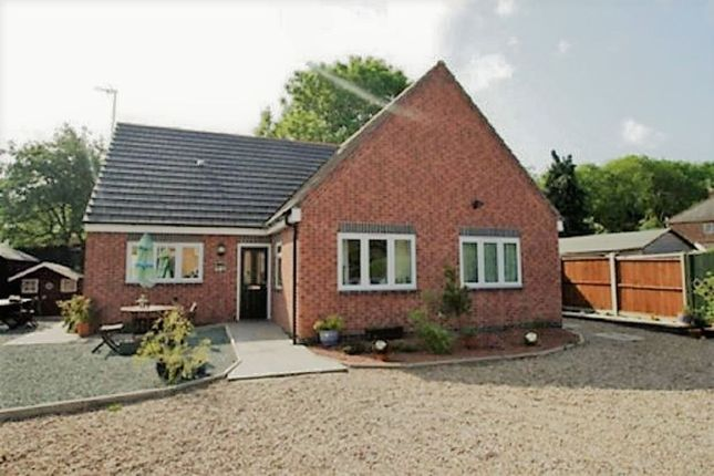Thumbnail Bungalow for sale in Holywell Road, Leicester